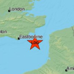 Image for the Tweet beginning: BREAKING A magnitude 3