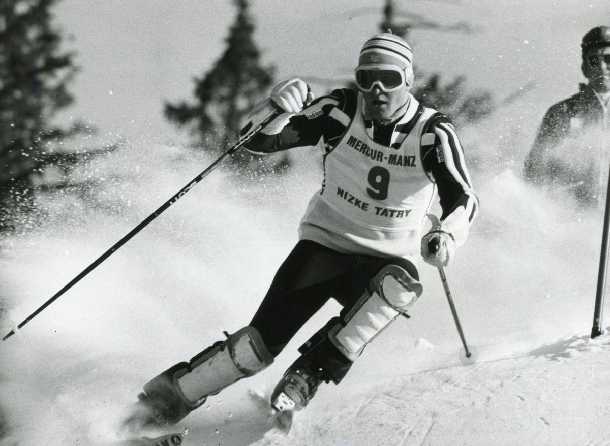 #Throwback: Strbske Pleso 1987 Winter Universiade  📚: https://t.co/AKyPXNpONn https://t.co/OVzMgHmfMC