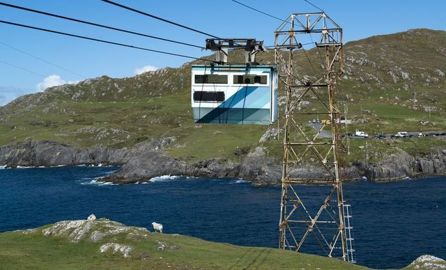 Dursey Cable Car will remain closed today 13th August 2020 & can facilitate travel for local residents ONLY.  We apologise for this occurrence and are working to restore service as soon as possible.  @C103Cork @RedFMNews https://t.co/NstkcF8of4