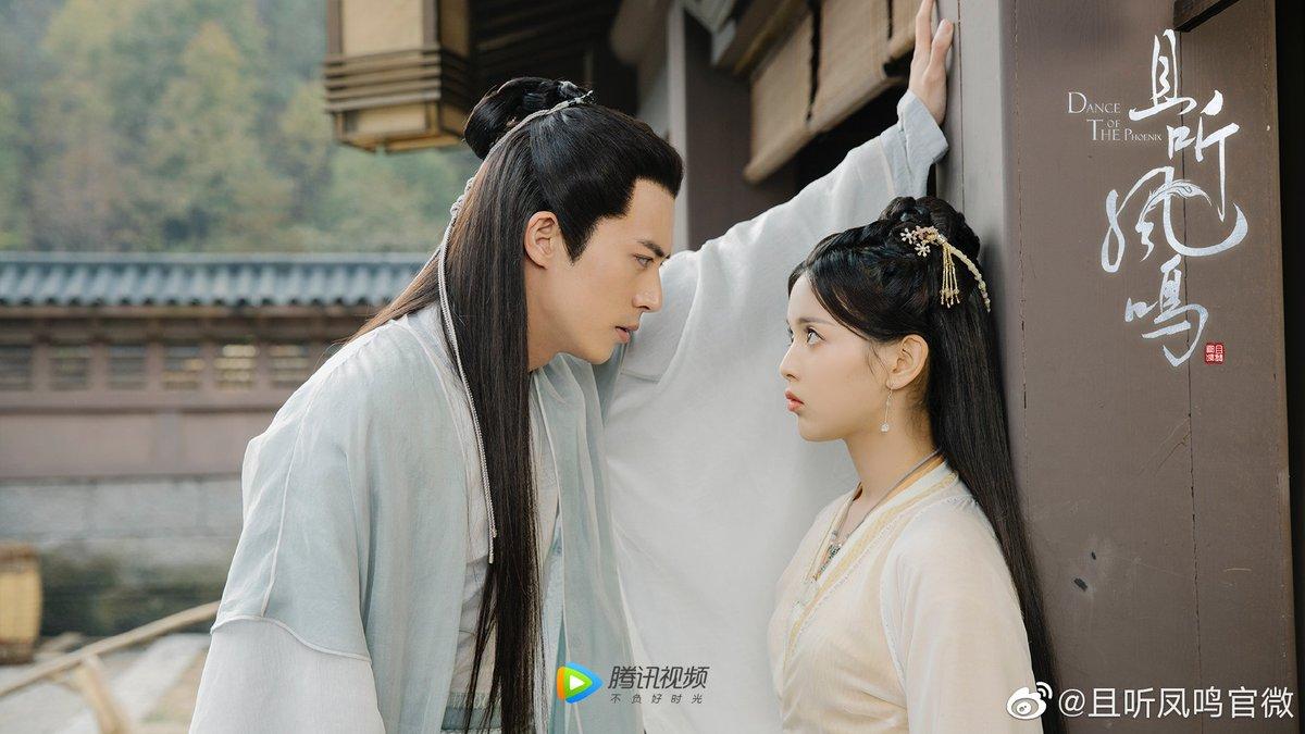 "HanfuStar🌟 on Twitter: ""Dance of the Phoenix 💖 #Danceofthephoenix  #YangChaoYue #XuKaiCheng #WangHaoXuan… """