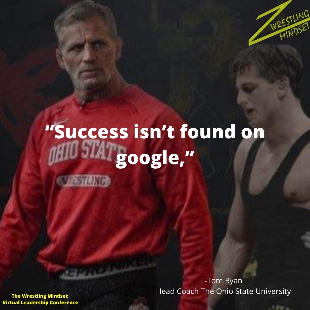 'Success is not found on Google' @Buckeye158