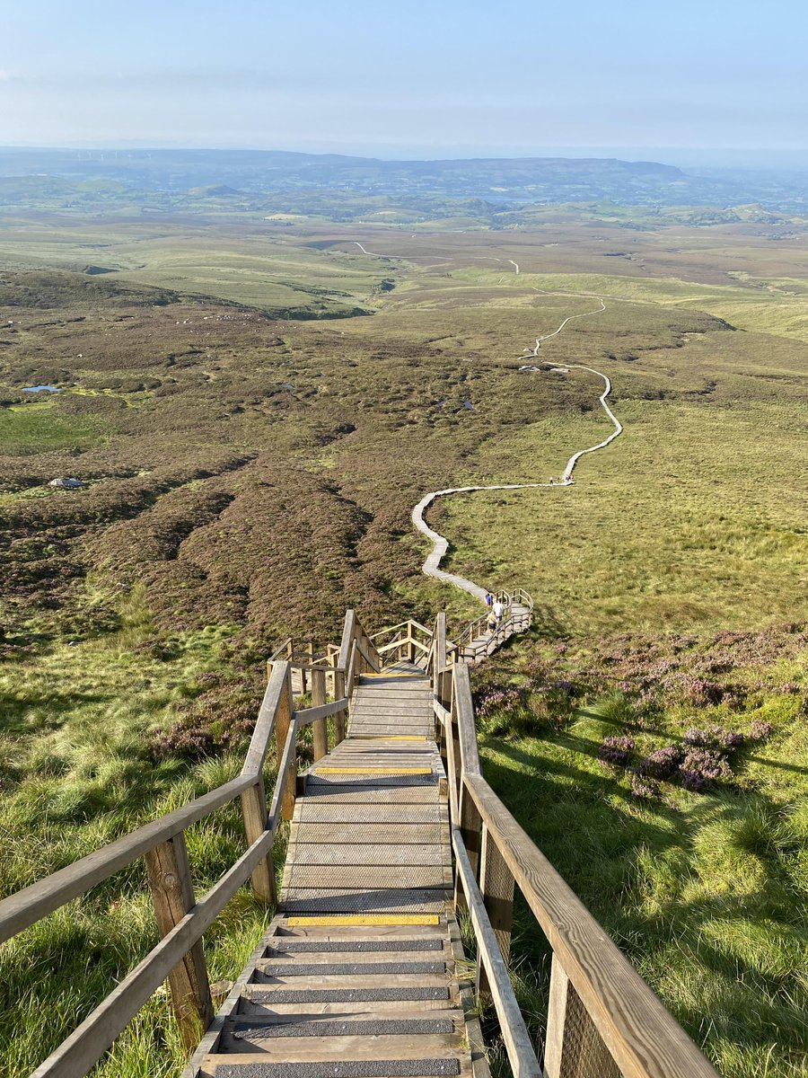 /u/ellenellen20: Cuilcagh Boardwalk, also known as the stairway to heaven! (Fermanagh, Northern Ireland) #travel #traveling #travelphotography #travelphoto #photo #exploring #ilovetravel #ilovetotravel #travelbucketlist #travelblogpic.twitter.com/pDiVgbzHTW