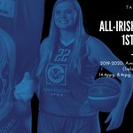 Image for the Tweet beginning: Tatum Neubert (Colorado State) All-Irish