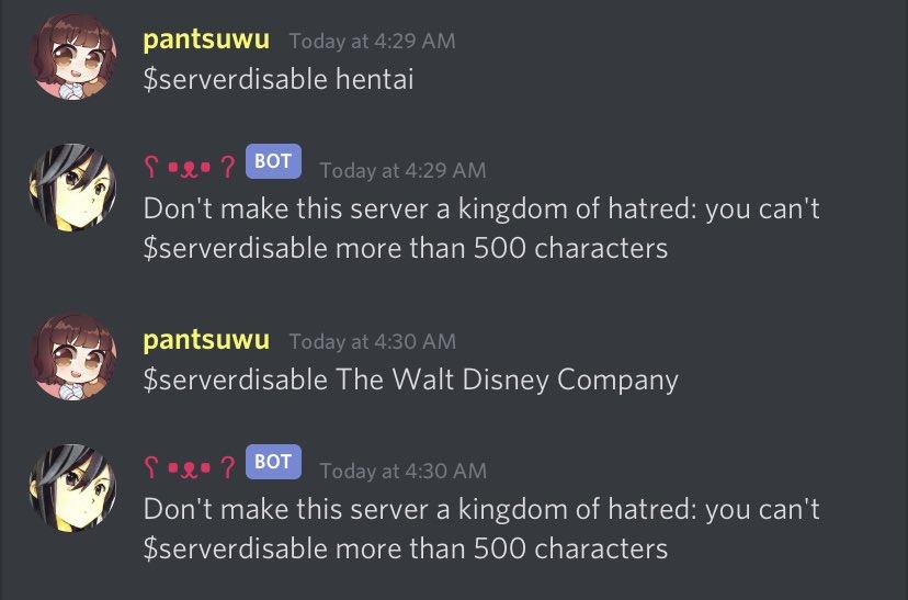 Discord Hentai Bot