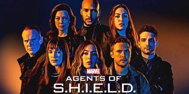 #AgentsofSHIELD