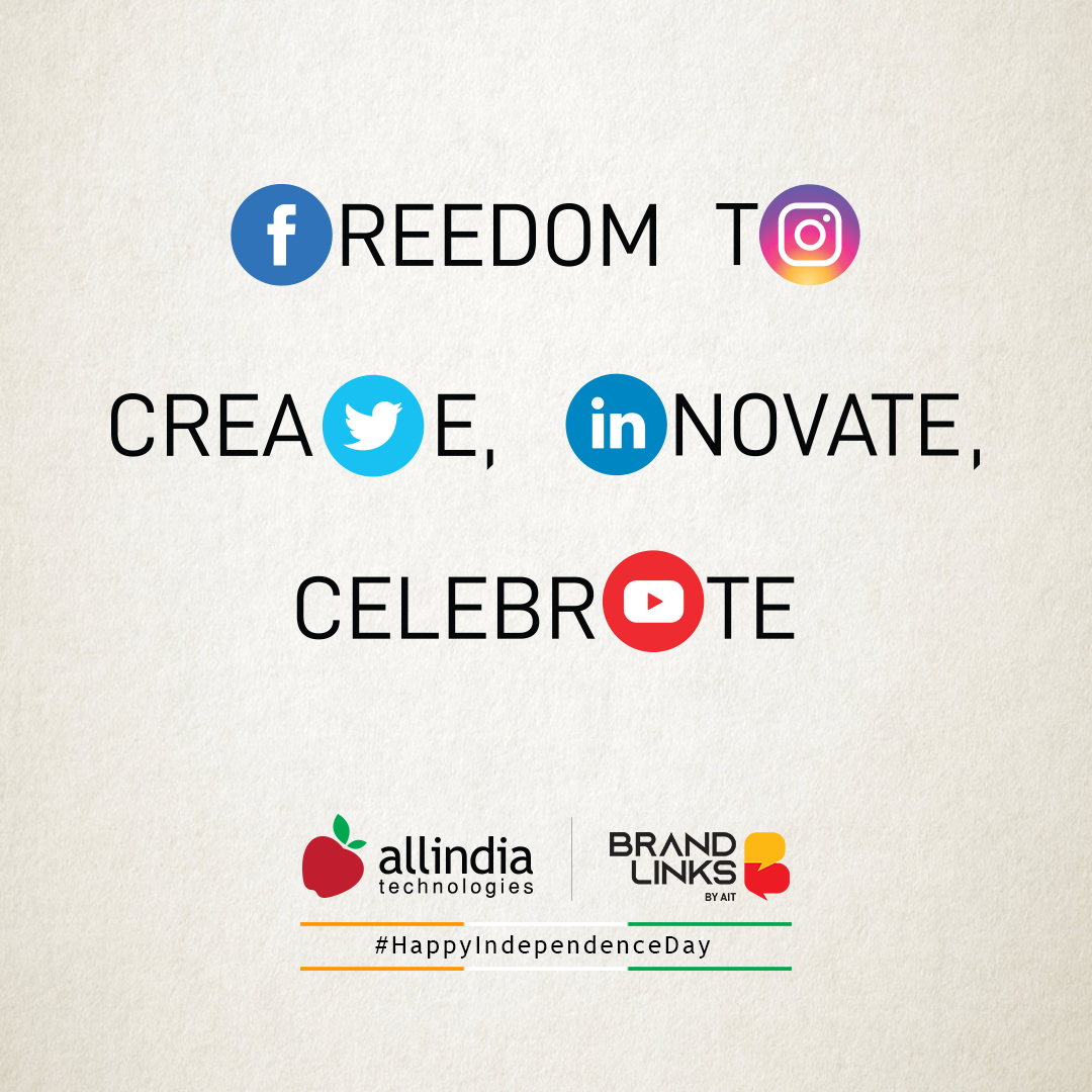 #AllindiaTechnologies wishes everyone a Happy #IndependenceDay. #IndependenceDayIndia https://t.co/7wVnLZGEev