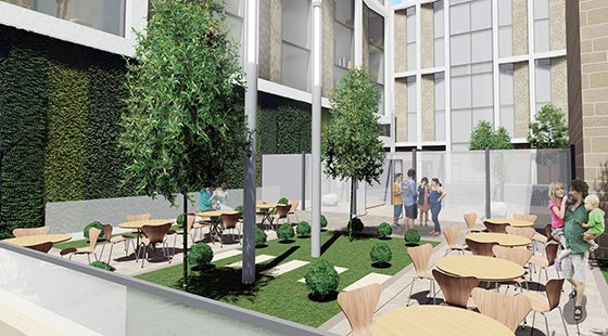 Nottinghams Guildhall hotel development to create over 250 jobs ow.ly/aU6Z50AYqlk