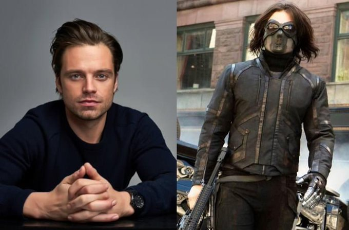 Happy 38th Birthday to Sebastian Stan! The actor who plays Bucky Barnes in the Marvel Cinematic Universe (MCU).