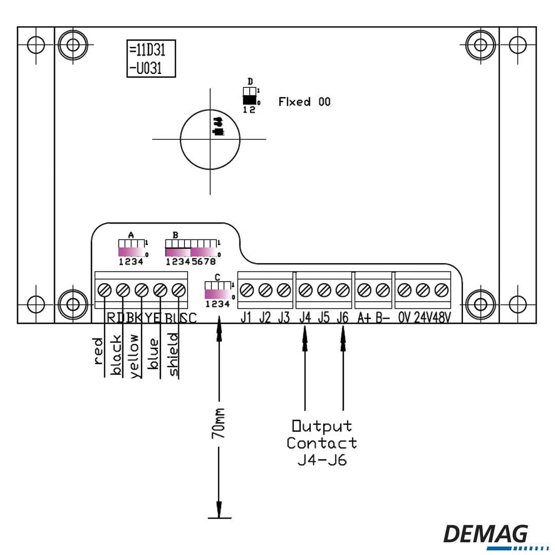 [ZHKZ_3066]  Demag Cranes & Components Corp. (@bridgecranes) | Twitter | Demag Hoist Wiring Diagram |  | Twitter