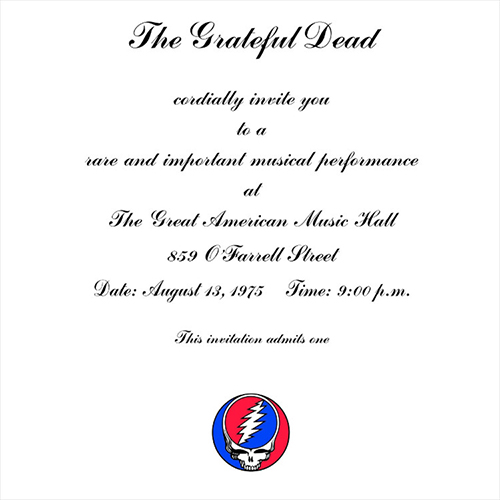 One From The Vault was recorded OTD in 1975 at the Great American Music Hall in San Francisco. During this show, the @GratefulDead played Music Never Stopped and Sage and Spirit live for the very first time.
