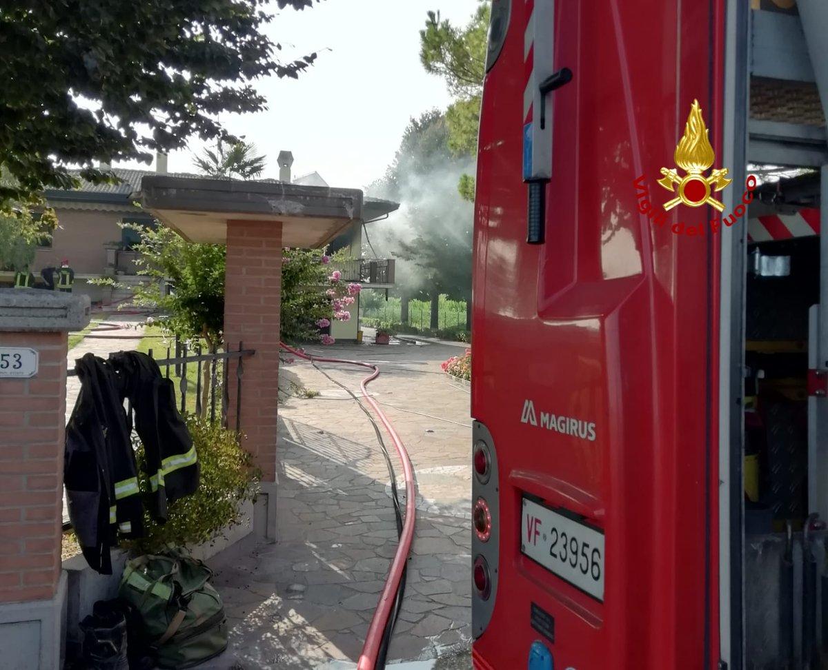 #Venezia fuga di gas, ferita una donna. Casa inagi...
