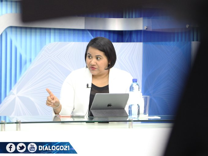 Diputada Cornejo pide puertas abiertas a diálogo con el Gobierno