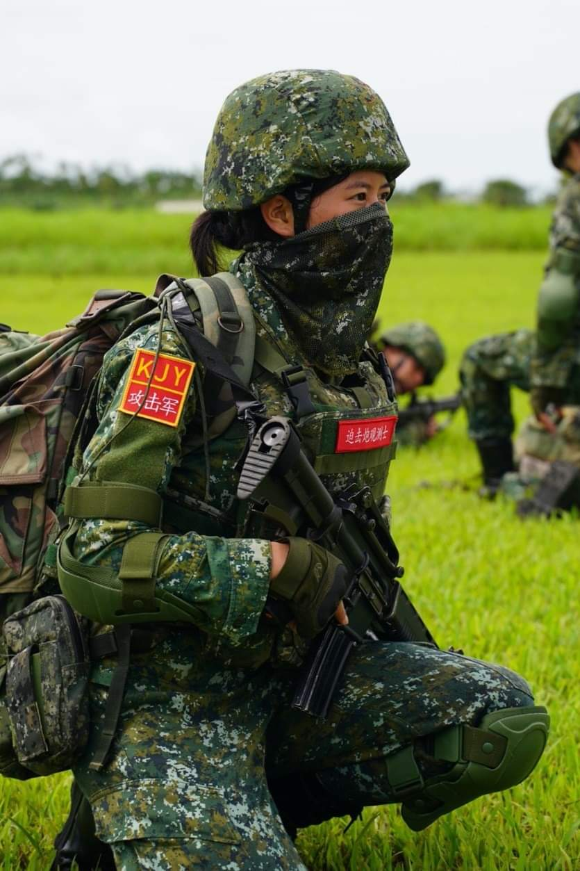 Taiwan Army Special Force
