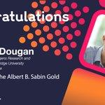 Image for the Tweet beginning: Congratulations to @GordonDougan1 🎉 who