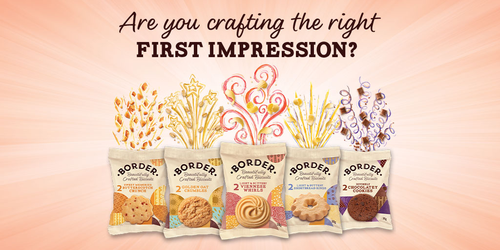 Sponsored post: Did you know 88% of consumers say they link the quality of the biscuit on offer to the quality of the establishment? To find out how to craft the right first impression with @BorderBiscuits view their latest insight video here. borderbiscuits.co.uk/foodservice/