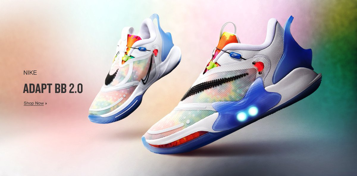 J23 Iphone App On Twitter Nike Adapt Bb 2 0 Tie Dye Straight To Cart On Finish Line Link Https T Co L1xffv2qxm