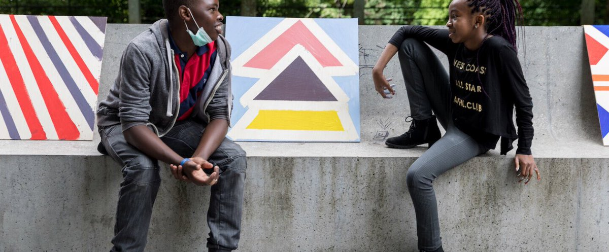 For Culture Night 2020, the Glucksman will unveil a new large scale public artwork in Cork city created by teenage asylum seekers, refugees and migrants for the project 'My Generation'. For more info on this exciting project visit - https://t.co/KvqbNTN8WX https://t.co/IqdMhEfQLi