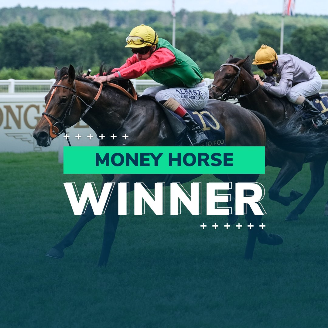 💥 Three #MoneyHorse winners in a row as EDGEWOOD wins at Hamilton!   ✅ Posted at 3/1.   👏 Oddschecker users have been on fire this week. https://t.co/kpW8tYPtPX