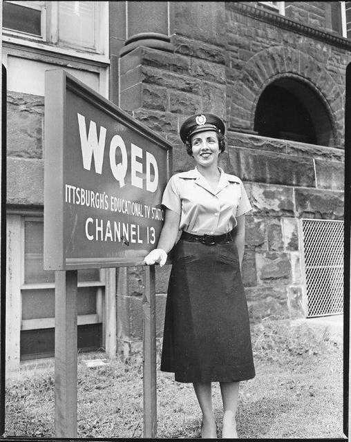 Wqed Pittsburgh On Twitter A Tbt To 1954 When Wqed In Pittsburgh Became The Nation S First Community Supported Tv Station With Its First Broadcast On April 1 Funfact The Children S Corner W Host