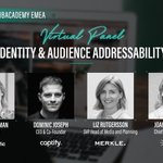 Don't miss @Captify CEO & Co-Founder @domjoz and leaders from @Merkle and @ID5_io at @PubMatic's Virtual #PubAcademy next month as they discuss identity and audience addressability. Find out more about the event and register here: https://t.co/mcsZTWCEeE