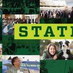 Image for the Tweet beginning: Thanks to @ColoradoStateU alumni &