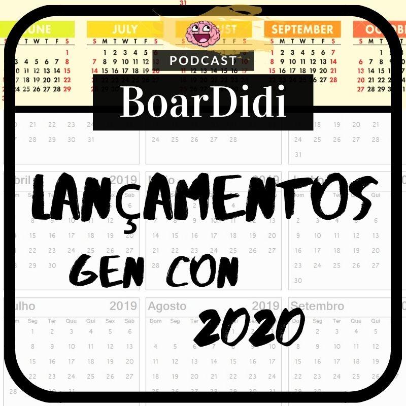 """Aprender enquanto joga eh o futuro dos #boardgames ""  Podcast boardidi sobre os lançamentos da Gencon2020 in portuguese!   @GalapagosJogos @DijonJogos @Conclaveweb   https://t.co/VT7lZg2aSP https://t.co/Ox1woVOt3I"