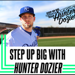 Image for the Tweet beginning: Join @BBBSKC and Hunter Dozier