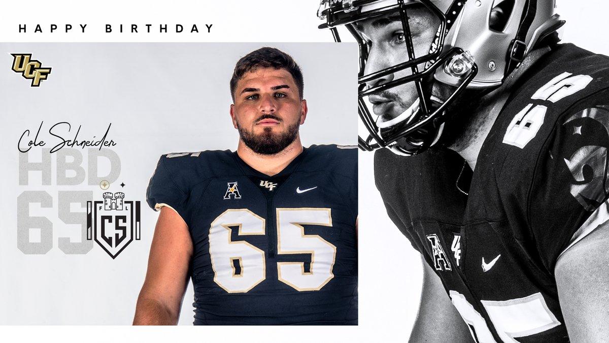 Big fella‼️ Happy Birthday, Cole 🥳