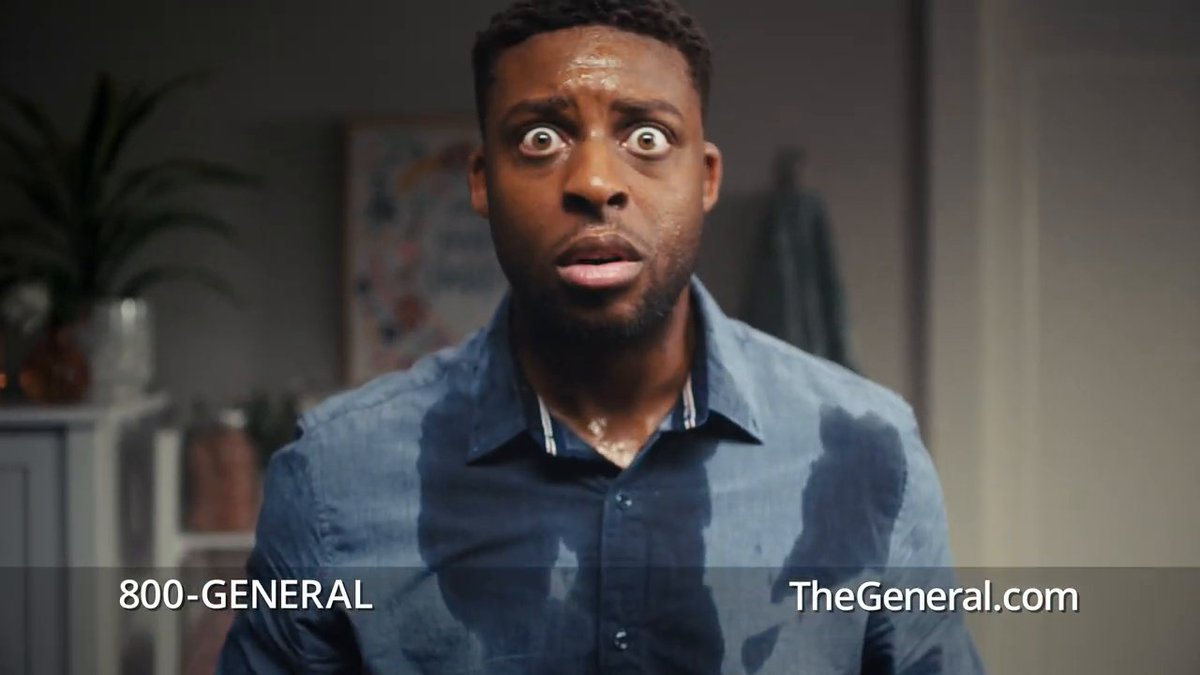 Embarrassing moments happen to everyone. Luckily, when your car is involved, The General Insurance is there for you. #RideWithTheGeneral