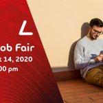 Image for the Tweet beginning: Virtual #JobFair - GTA #Jobs