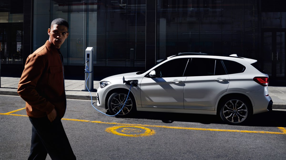 Way beyond your expectations. #TheX1 #pluginhybrid  The #BMW X1 xDrive25e. Energy & Fuel consumption (combined): 14.3–13.8 kWh/100 km, 2.1–1.9 l/100 km. CO₂ emissions (combined): 48–43 g/km. https://t.co/yQmOcndY4R https://t.co/ufahAF2x2K