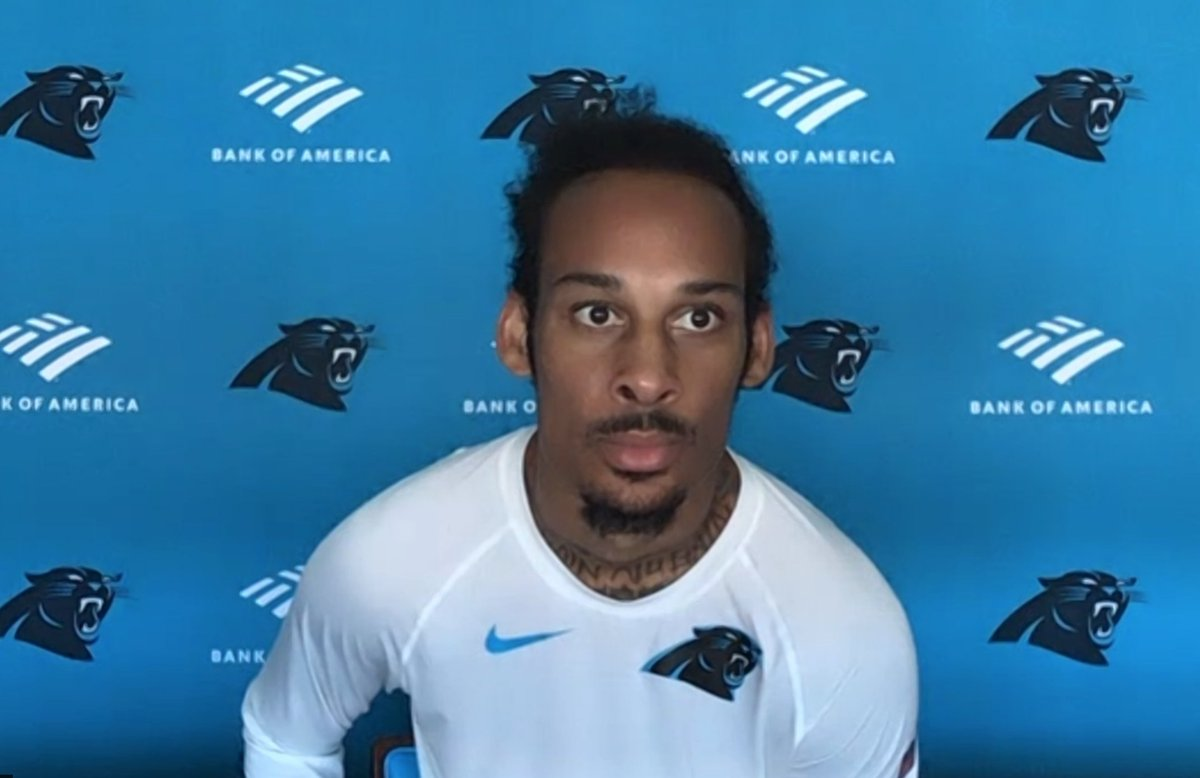 ICYMI, Panthers stories from Tuesday:   Robby Anderson glad to be in Carolina with Matt Rhule: https://t.co/zTHpGYSZJy  Jeremy Chinn using all his resources, included Luke Kuechly: https://t.co/fxPIl8bX2r https://t.co/v1GSQ1l66C