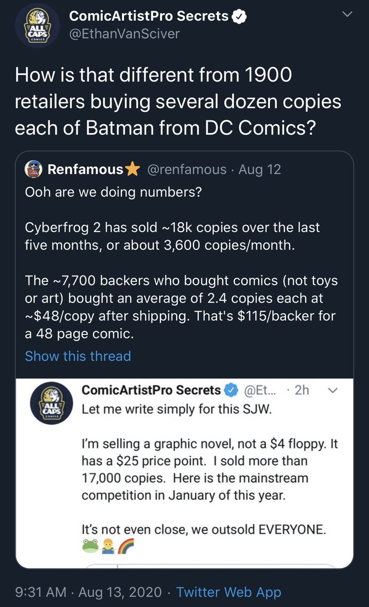 Renfamous On Twitter Because Retailers Are The End Of The Product Distribution Line For Comic Books Selling 100 Apple Pies To A Grocery Store Is Different Than Selling 100 Apple Pies To Yuto, ren daybreak of silence, shiro / as i am и еще 3. comic books selling 100 apple pies