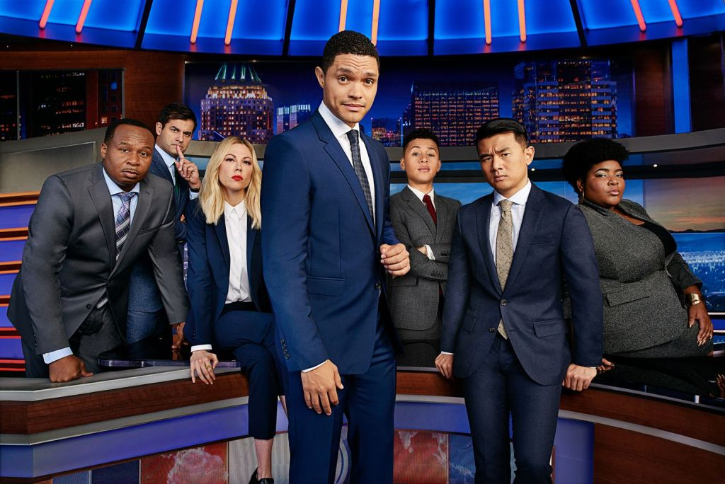 'The Daily Show With Trevor Noah' Expands To Five Nights To Cover Conventions dlvr.it/RdZxbx