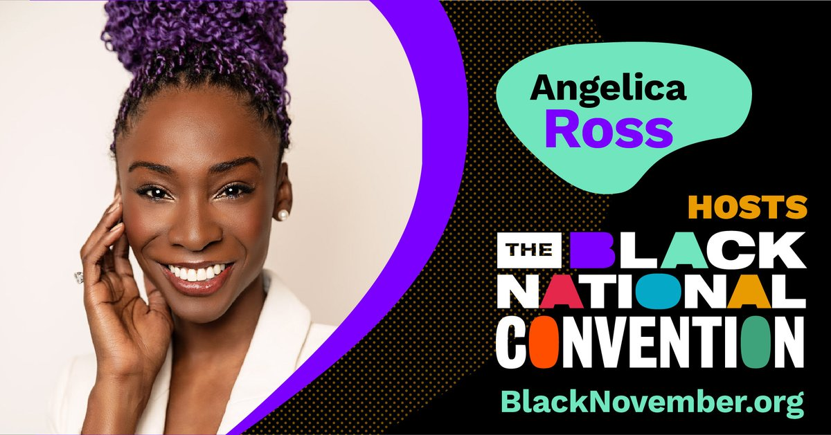 A star of FX's 'Pose,' Angelica Ross (@angelicaross) is a leading figure in the movement for trans and racial equality from the boardroom to film sets to the White House. Founder of TransTech Social Enterprises, she never lets us forget #AllBlackLivesMatter.