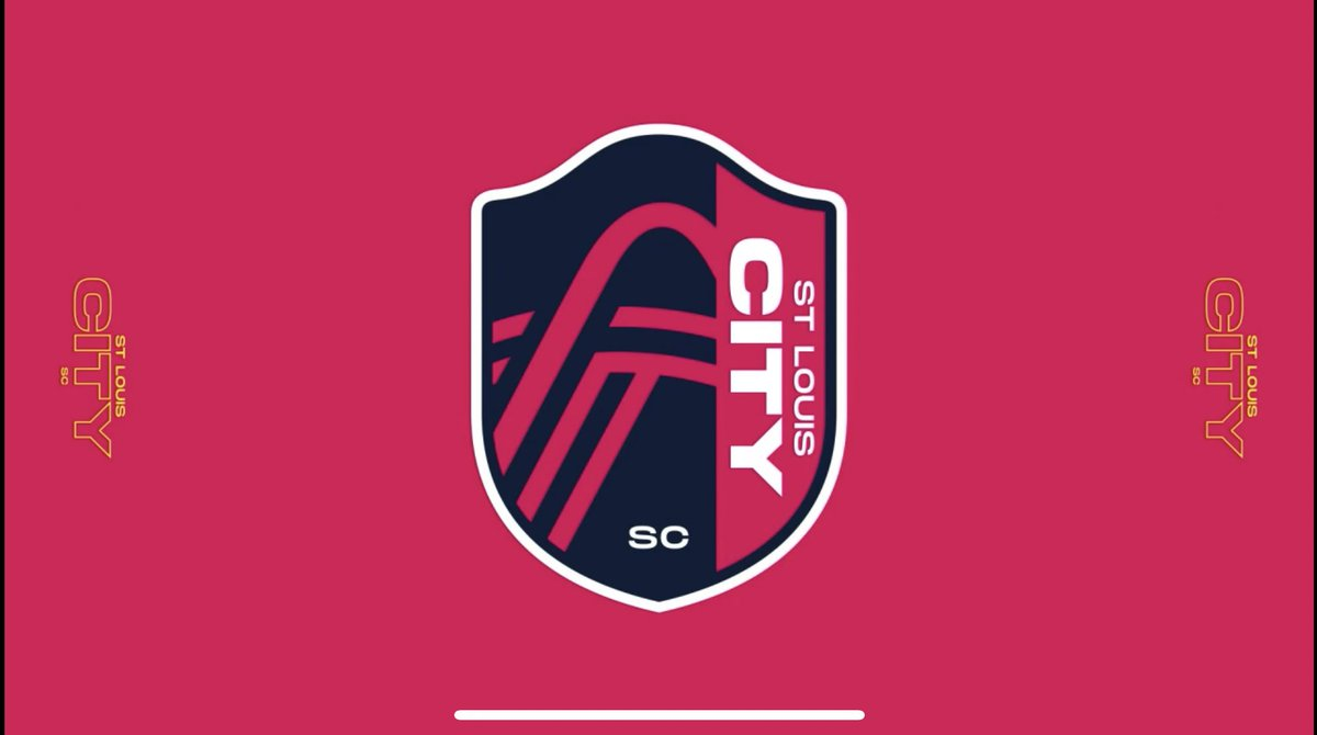 Ready to cheer on St. Louis City SC! Here's a look at the team name, colors and crest for @MLS4theLou! #MLS4THELOU https://t.co/lchDhptXDD