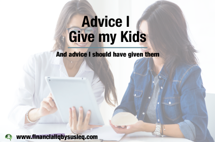 My kids learned a lot about financial literacy at the dinner table by listening to our discussions about various issues.  Find out what advice they learned and what I wish I'd taught them. #financialliteracy #financialliteracyforkids https://t.co/lAg6PYPG6N https://t.co/fDhatKirOx