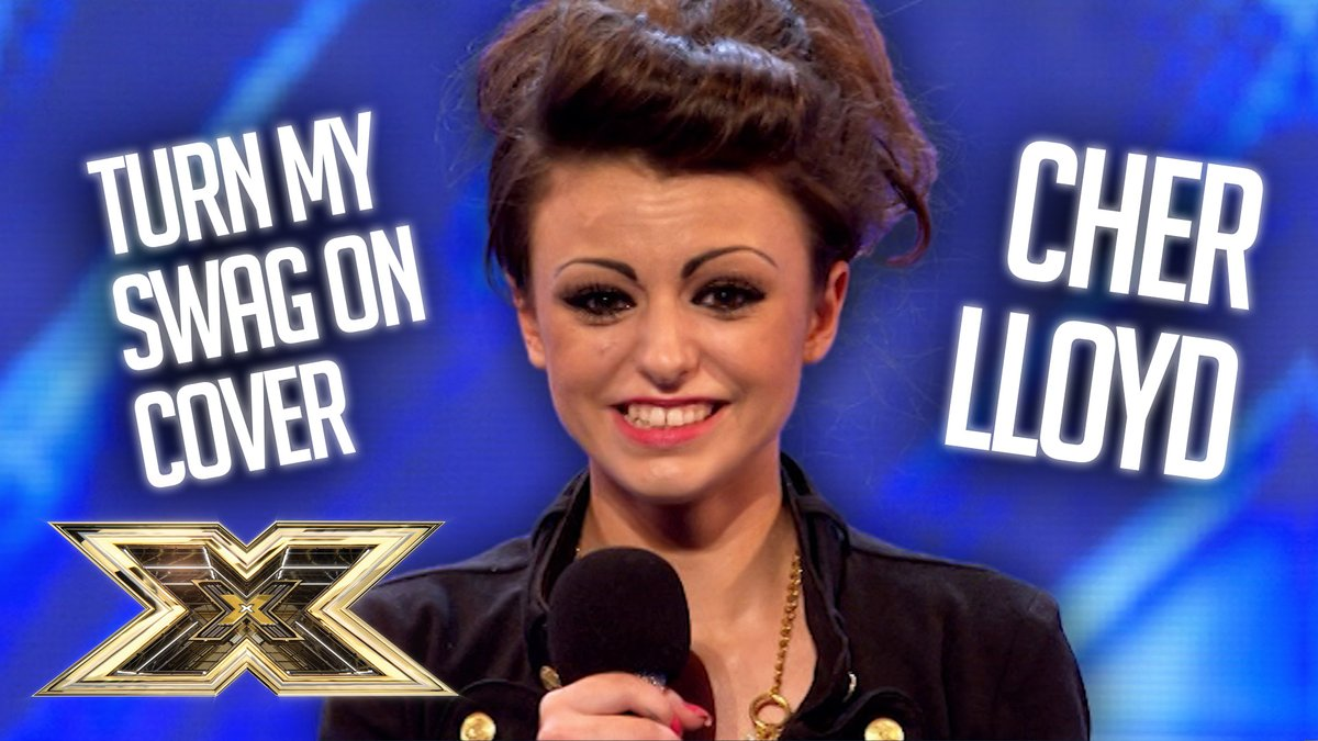 If you didn't sing @CherLloyd's version of 'Turn My Swag On' all the way through secondary school then you didn't live...  Watch her do @souljaboy's song justice: https://t.co/ndAWJrR8pd https://t.co/TO2I0ICSz8