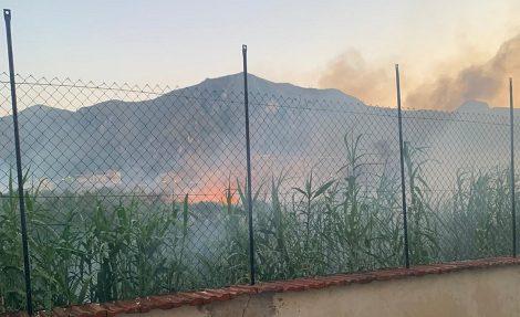 Incendi nel Palermitano, distrutti diversi ettari di bosco, in azione vigili del fuoco e forestale - https://t.co/yw2DecsO8G #blogsicilianotizie