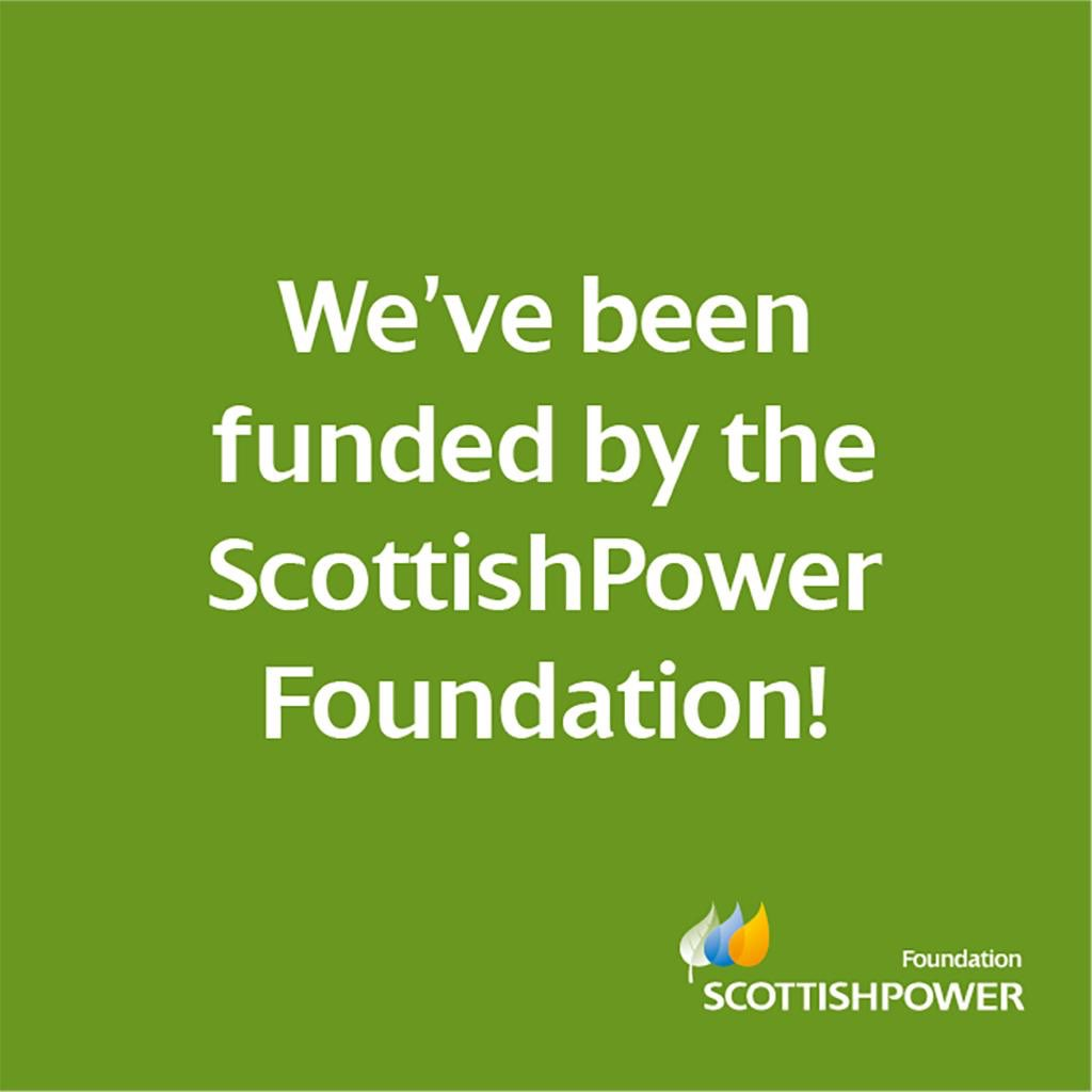 After a difficult few months we are absolutely delighted to share that Takeover Festival will be funded by the #scottishpowerfoundation and we are so thrilled. Thankyou from the bottom of our hearts 😭💖