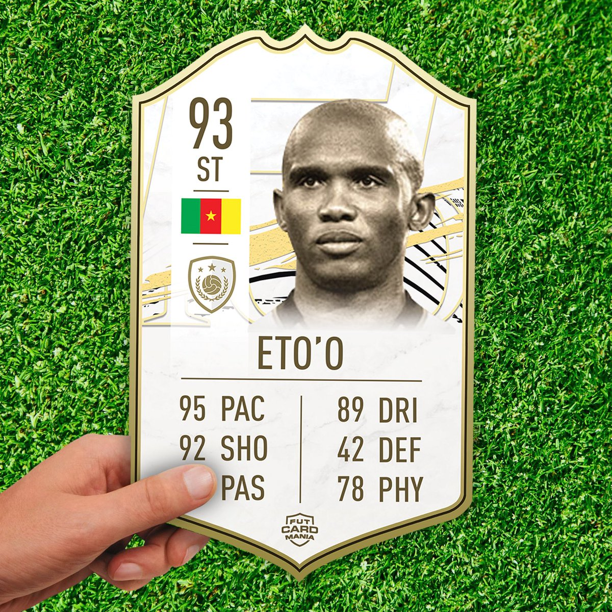 Brand new 2021 Footballs Greatest cards are now available🔥 Get your own custom card today for as little as £14.99👀 https://t.co/VnMyG7itMj