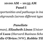 Image for the Tweet beginning: *SUPER* excited about the @HarvardBIG