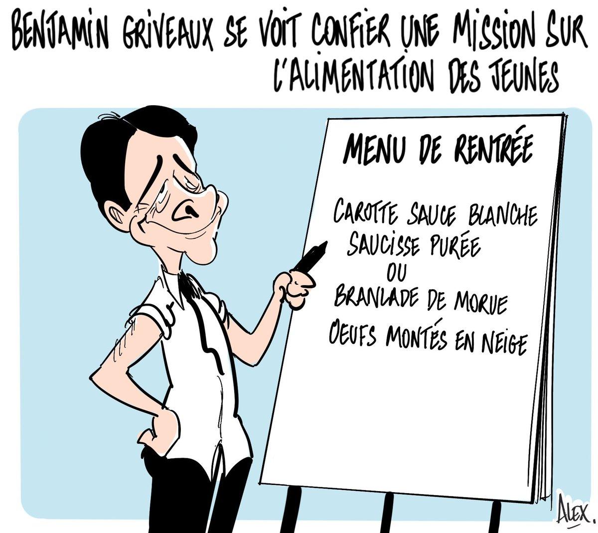 BIEN FOUETTER LE TOUT AVANT DE SERVIR !  😋😉💘😂😂😂 #griveaux le grivois #Macron  @Alexdessinateur trop fort ! 😂 https://t.co/mN6fiB3Dgb