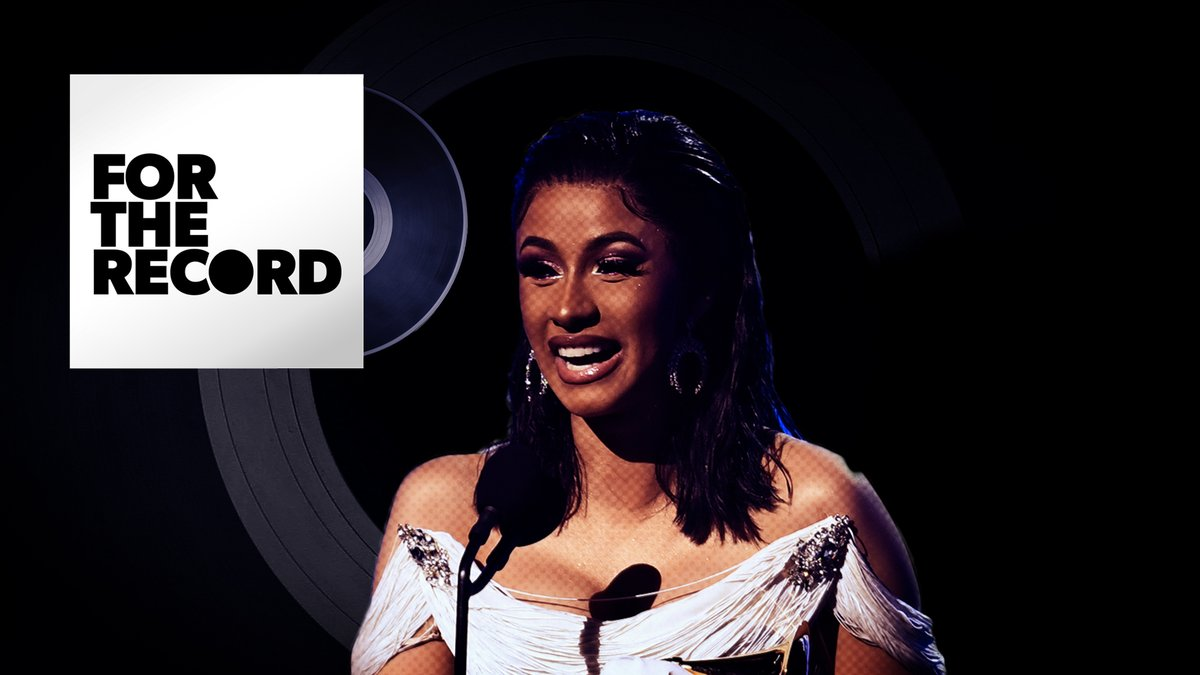 In the latest edition of #ForTheRecord, take a look back at @iamcardibs journey from reality TV star to chart-topping #rap titan and GRAMMY-winning artist and songwriter ✨: grm.my/3kH0wBs