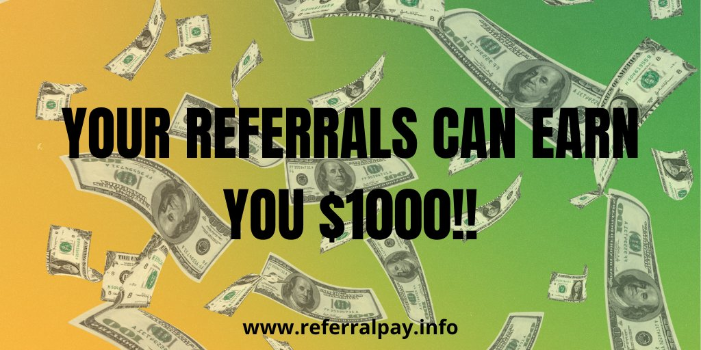 Are you looking to earn #extramoney? We have a fantastic program for you!! Learn more @ https://t.co/ioYDcqS6oE #Earn #workfromanywhere #ambassadorswanted #referralpay https://t.co/ozgR06LquU