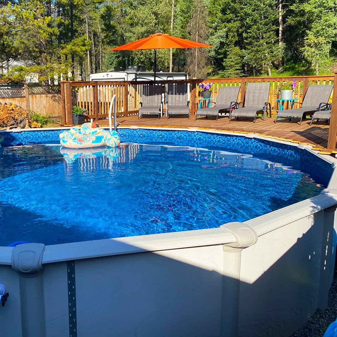 📢 Above Ground Pools Are Back in Stock! https://t.co/DRQLiCXn7o  Our high-quality Canadian made above ground pools are offered at guaranteed low prices which means you never have to worry about finding a better deal somewhere else. 🍁 #Pools #PoolSuppliesCanada #BuyCanadian https://t.co/1gsdbKzh9C