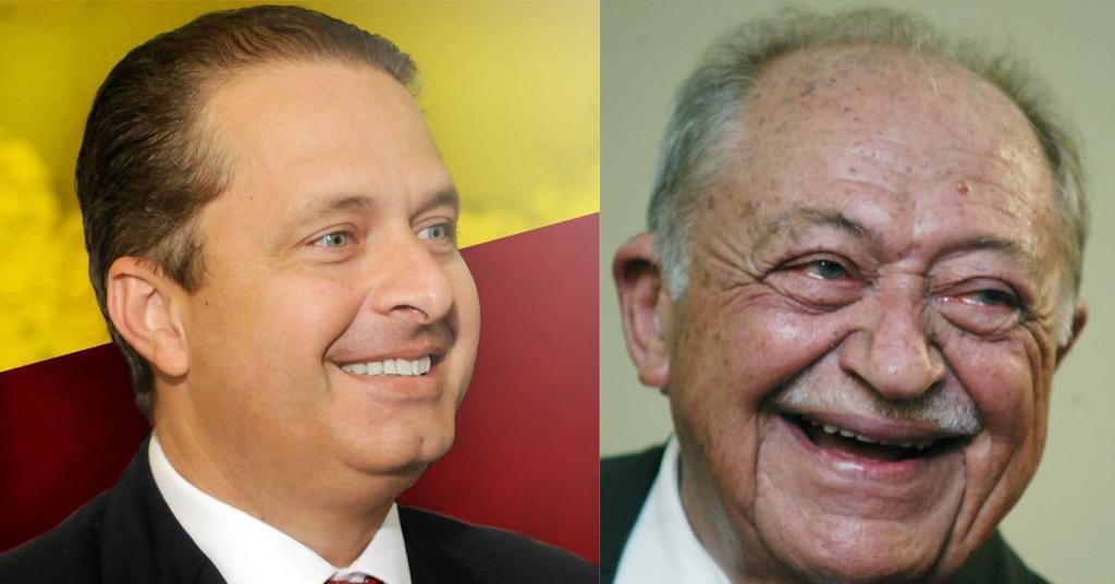 O líder do PSB na Câmara, @alessandromolon , e o deputado @JoaoCampos homenagearem, nesta quinta-feira (13), os líderes socialistas Eduardo Campos e Miguel Arraes. Neste 13 de agosto completam 6 anos da morte de Campos e 15 da morte de Arraes, líderes que deixaram um legado. https://t.co/xAB5PUGFpM