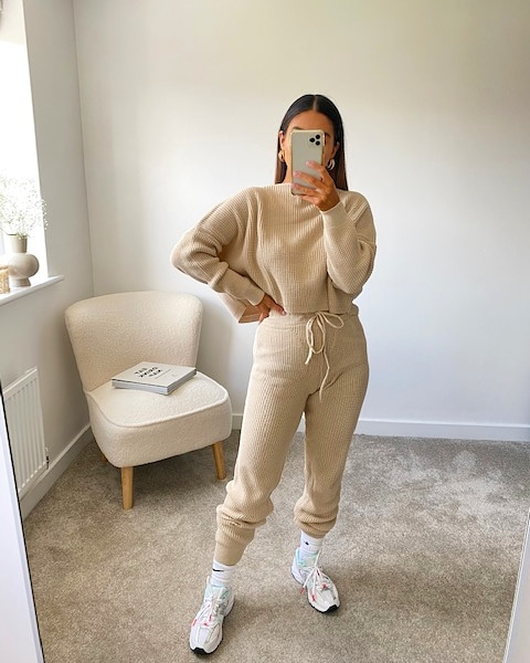 Image for Lounging in Style 😍😍 🔎 Lauren ⁠ Use code FREEDEL for FREE DELIVERY RN 😍 ⁠ #myikrush #style #fashion #loungewear ⁠ https://t.co/pGOHluq0nu