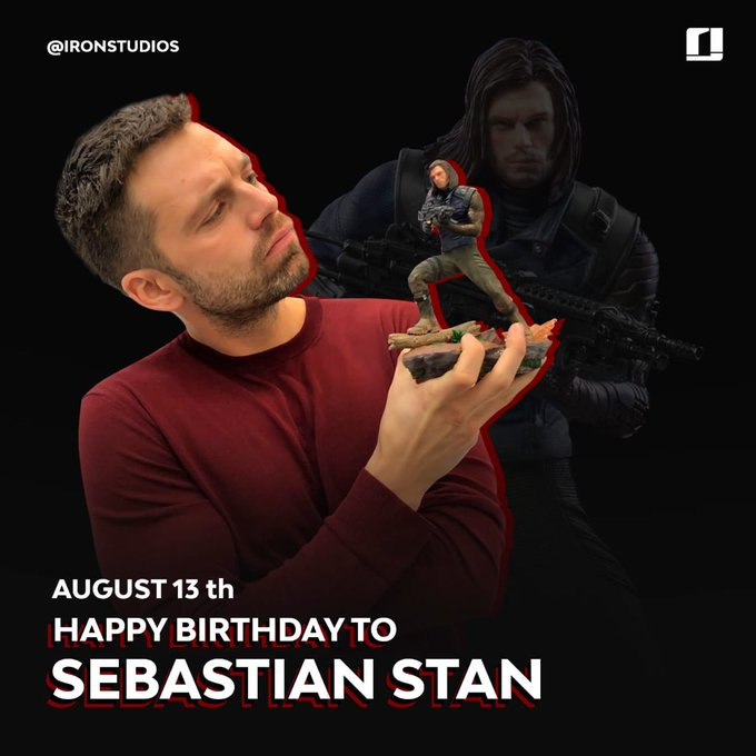 Happy Birthday to our Winter Soldier Sebastian Stan!! We can t wait for the new Disney+ series!