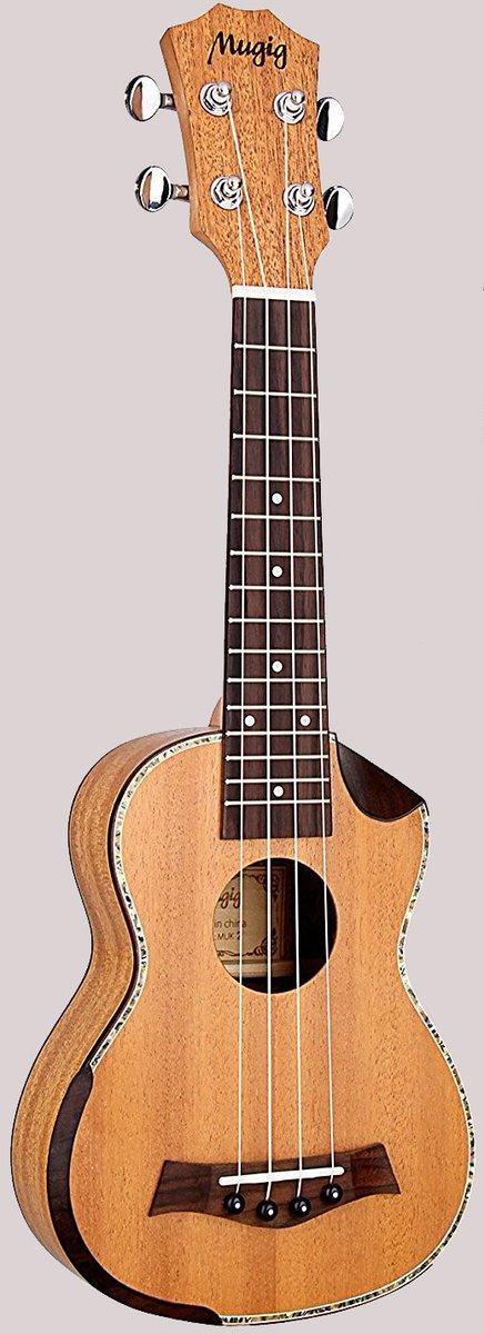 enya mugig laminate soprano ukulele